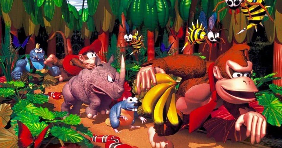 Donkey Kong: confira os melhores jogos da franquia! - Foto: Divulgação/Nintendo