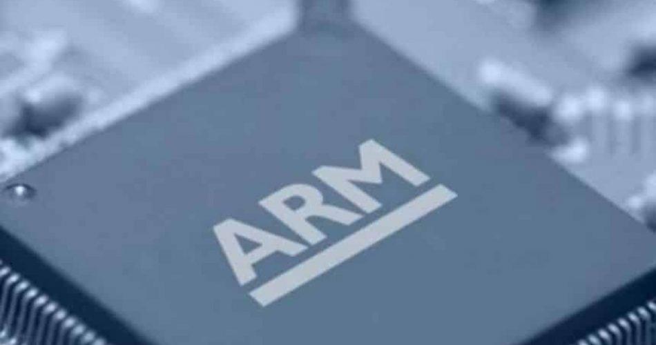 Uma grande empresa de chips pode estar interessada na ARM