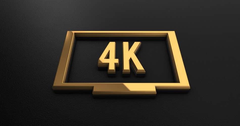 Veja tudo sobre a Resolução 4K - Foto: Reprodução/Copel Telecom