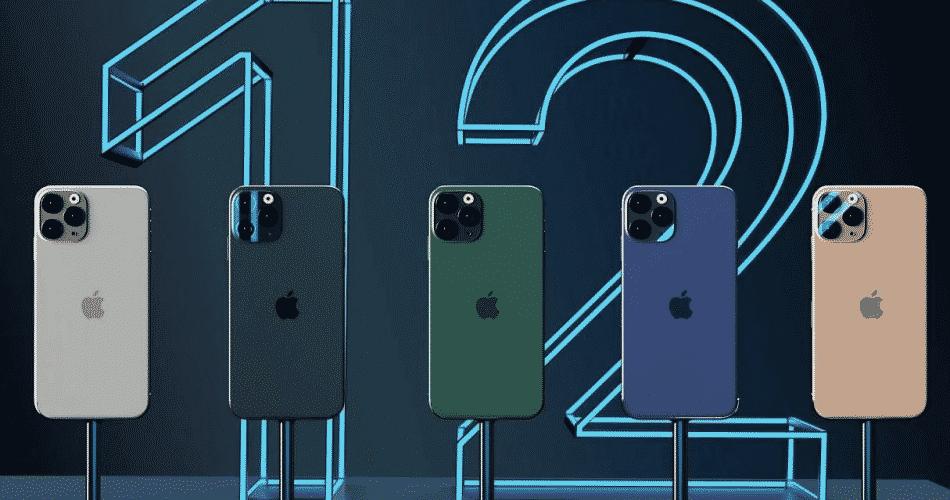 Iphone 12 pode vir com bateria menor do que os seus anteriores