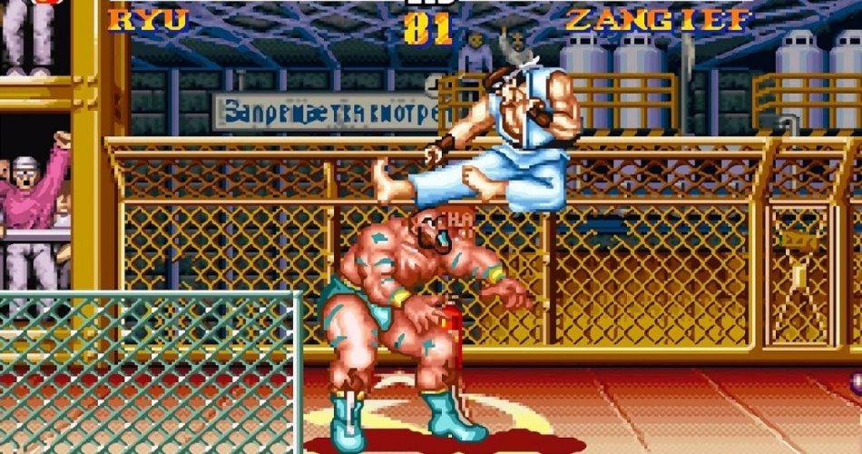 Jogue Street Fighter 2 - Foto: Reprodução/Capcom