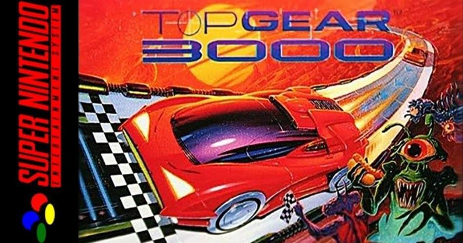 Top Gear 3000: conheça esse clássico e jogue online! - Foto: Reprodução/Kemco