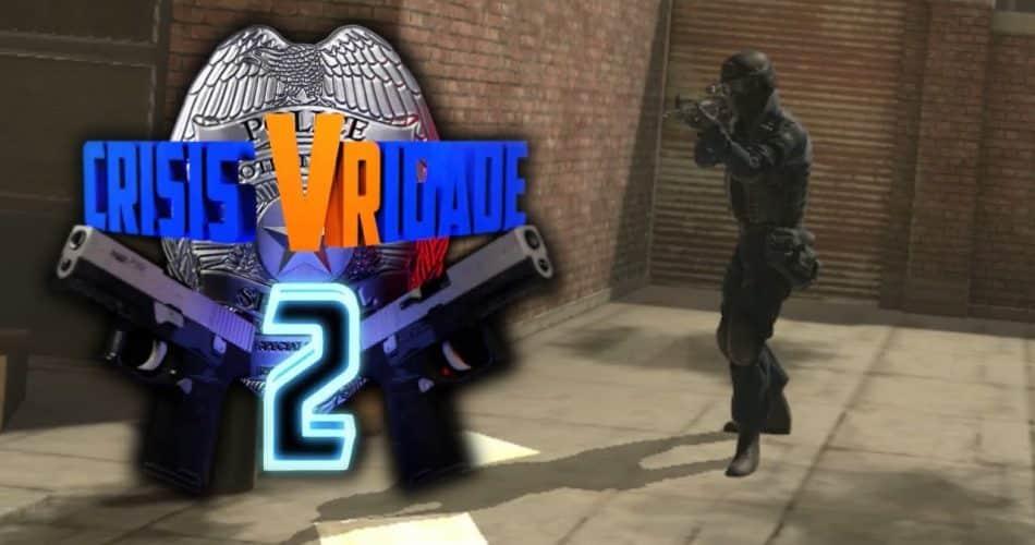 Crisis VRigade 2 vai sair para PSVR com suporte ao Controlador de Mira - Foto: Reprodução/Youtube