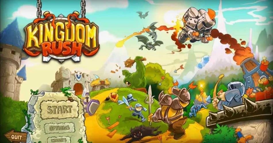 Conheça Kingdom Rush e confira as dicas para se dar bem! - Foto: Reprodução/Kingdom Rush