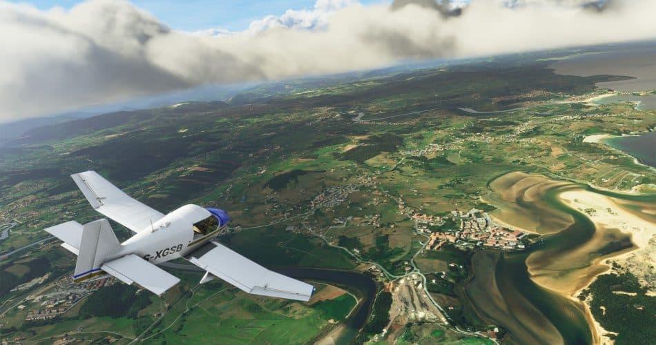 Veja tudo sobre o Microsoft Flight Simulator - Foto: Reprodução/Microsoft