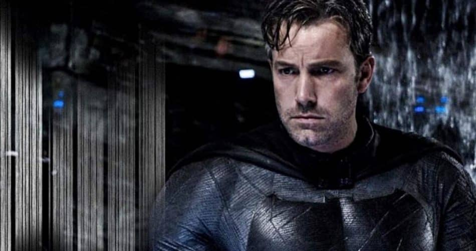 Ben Affleck retorna ao personagem do Batman no filme Flash