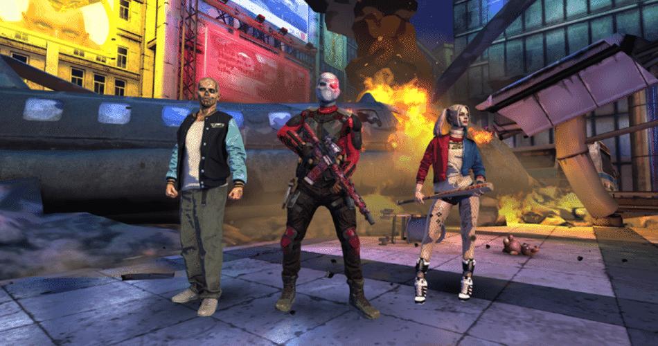 Esquadrão suicida anunciado para PS5, Xbox Series X e PC
