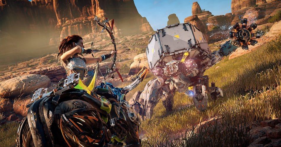 Horizon Zero Dawn: Assista a 20 minutos de gameplay no PC