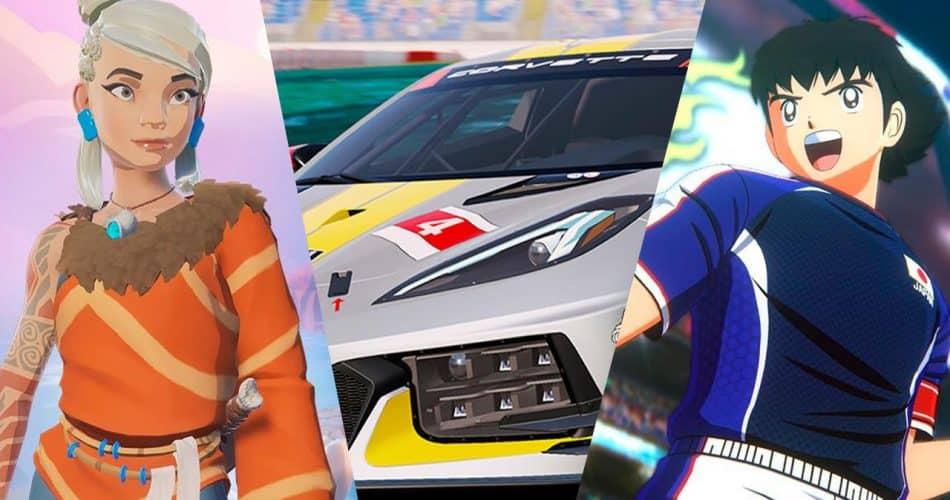 Lançamentos de jogos: Confira o que chega no PS4, Xbox One, Switch e PC