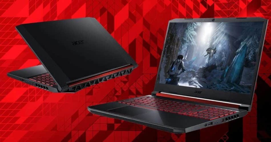Notebooks gamer da Acer trocam intel por AMD
