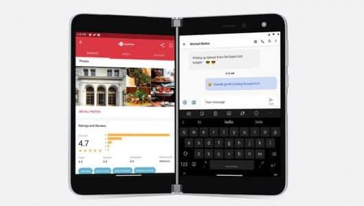 Surface Duo: tudo o que sabemos até o momento! - Foto: Reprodução/Digital Trends