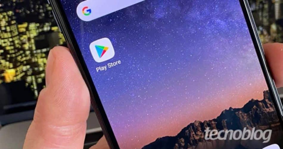 A Play Store pode enviar aplicativos de um telefone Android para outro