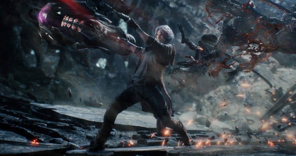 Capcom lança detalhes sobre Devil May Cry 5 Special Edition