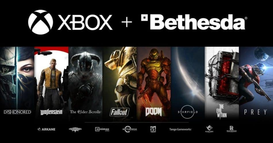 Microsoft compra Bethesda, empresa produtora de Doom, Fallout e Elder Scrolls