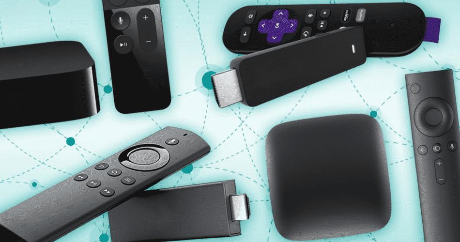 Os melhores dispositivos de streaming em 2020