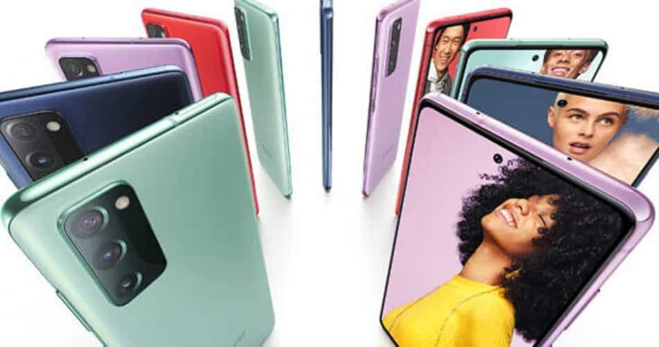 Samsung apresenta um novo smartphone da série 2020 Galaxy S
