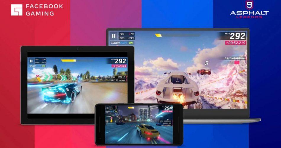 A versão beta dos jogos na nuvem do Facebook enfrenta o Stadia e o xCloud streaming