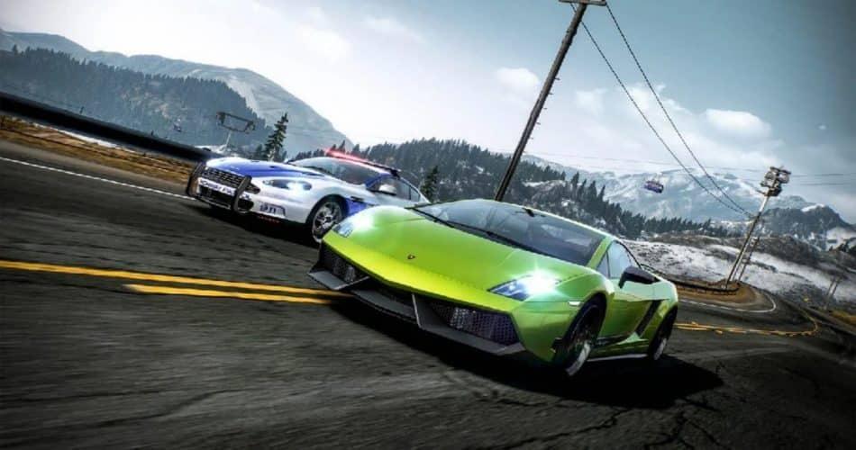 Need For Speed Pursuit é relançado com novo visual para PC e Consoles