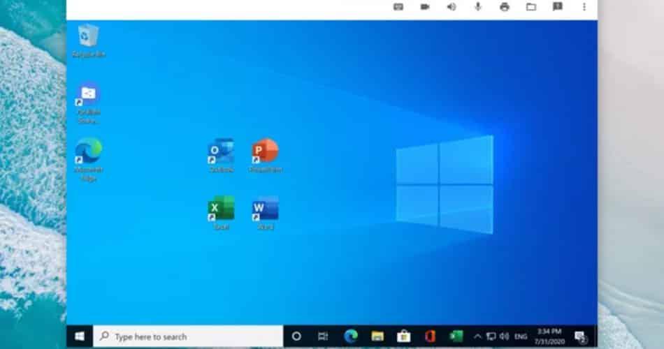 Os aplicativos do Windows agora são executados em Chromebooks com Parallels Desktop