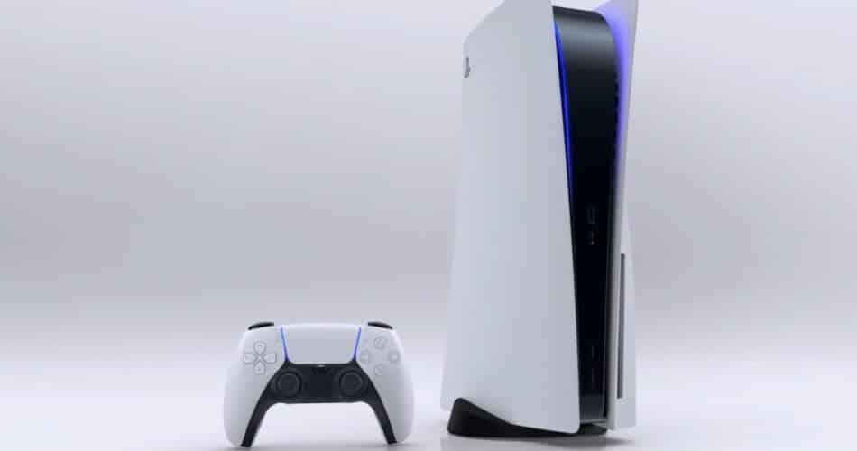 Nota sobre a interface do PlayStation 5