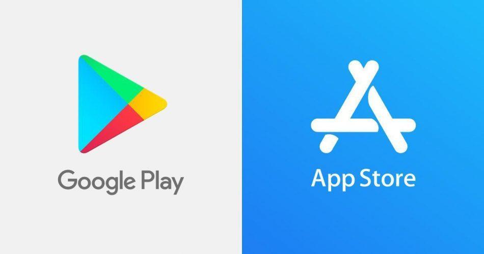 A App Store supostamente ganhou duas vezes mais que a Google Play Store no terceiro trimestre de 2020