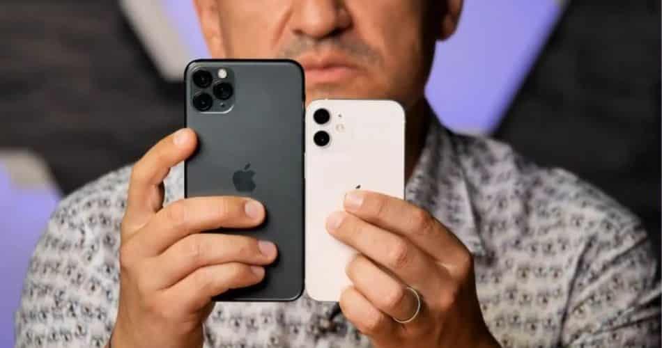 Vídeo mostra o iPhone 12 mini em ação antes de chegada às lojas