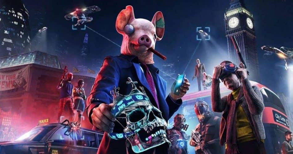 Watch Dogs Legion roda a 4K, 30FPS e com Ray Tracing no PS5