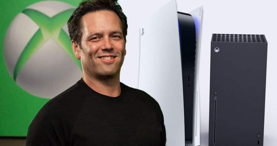 Xbox brinca com o tamanho do PS5 de forma épica