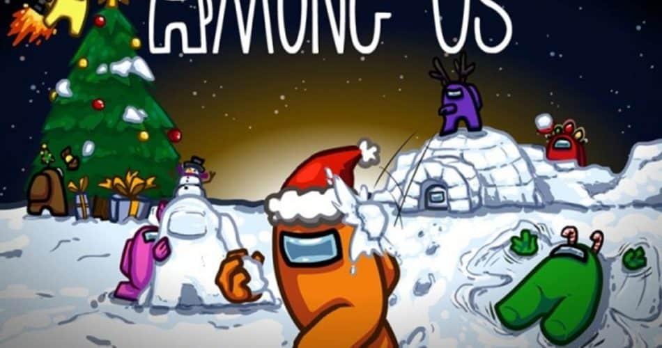 Os desenvolvedores de 'Among Us' lançam novo mapa, anúncia o Game Awards