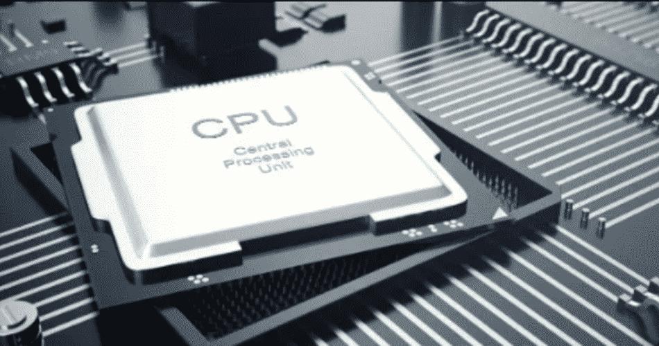 Qual é a velocidade de sua CPU e como ela se compara a outras?