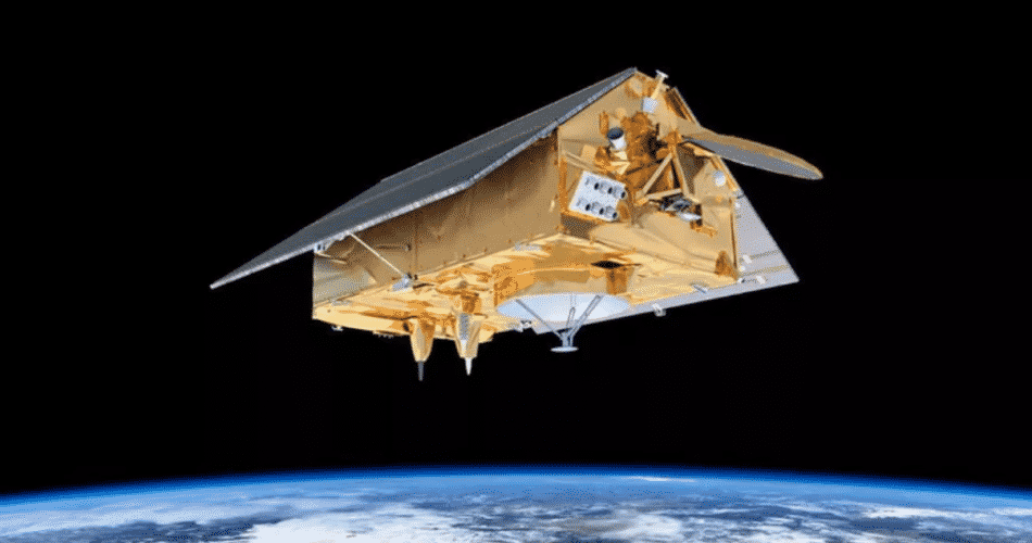 A SpaceX vai lançar um novo satélite da NASA - e pousar com uma explosão neste fim de semana