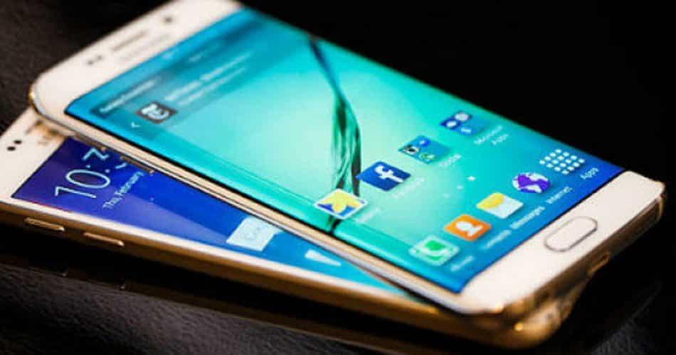 Samsung lança uma nova atualização para seu Galaxy S6 de 5 anos e Note 5
