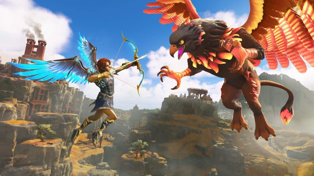 Immortals Phoenix Rising: Δείτε την κριτική του παιχνιδιού!  - Φωτογραφία: IGN