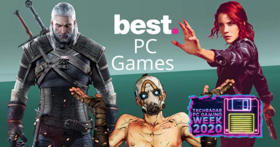 Melhores jogos para PC 2021