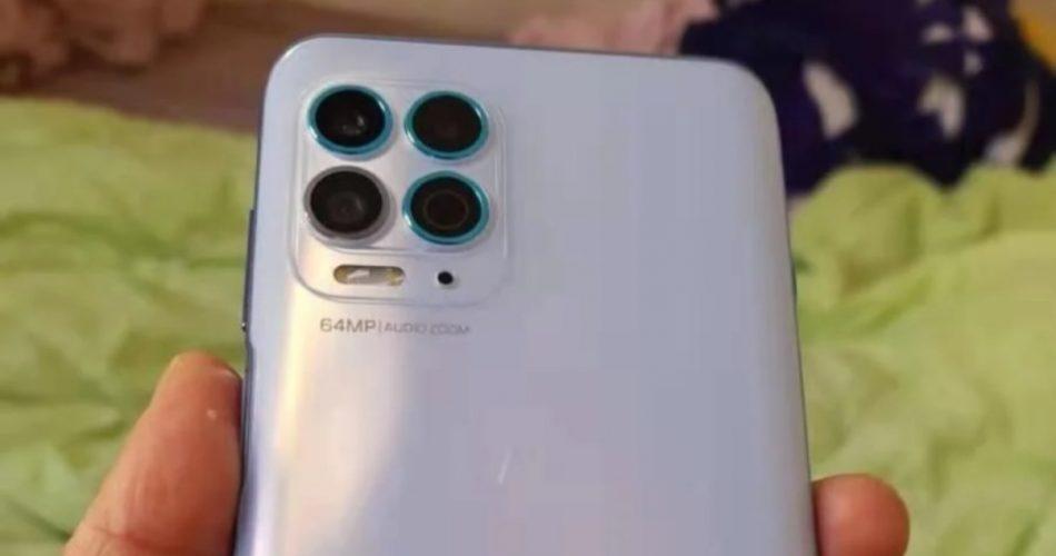 Motorola Nio com câmera de 64 MP surge em fotos vazadas