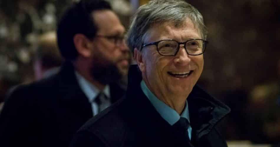 É por isso que Bill Gates prefere Android a iOS