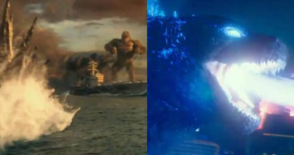 Godzilla vs Kong ganha novo trailer com mais cenas de porrada; confira