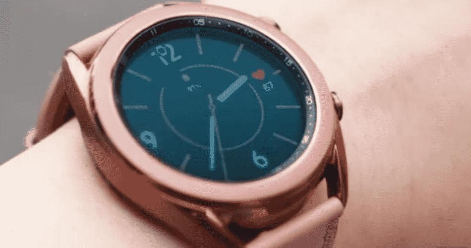 Rumores de que o smartwatch da Samsung usará o Android, e não o Tizen