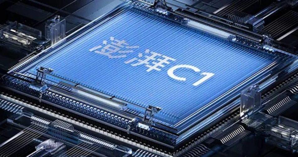 Xiaomi anuncia ISP, o Surge C1, que está no Mi Mix Fold