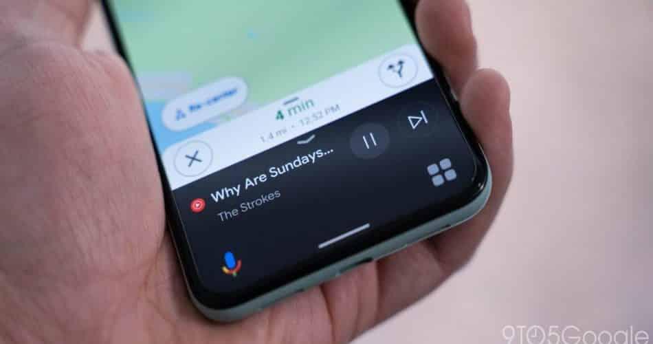 O modo de direção do Google Assistant no Maps obtém uma prévia antecipada
