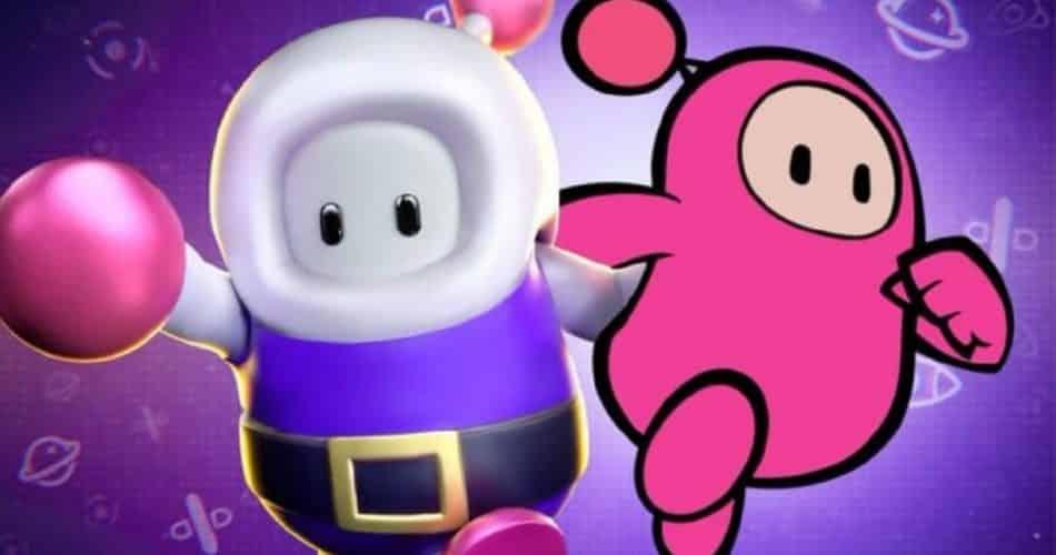 Crossover entre Fall Guys e Bomberman é anunciado!