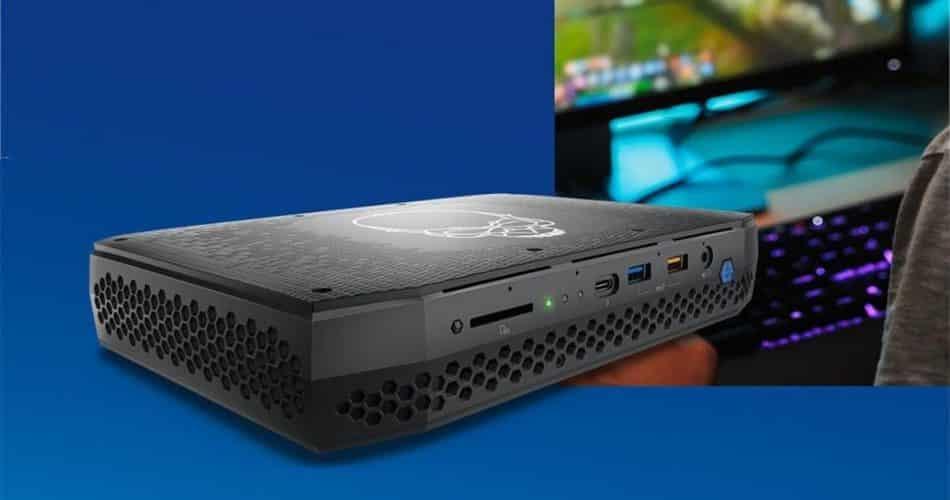 Avell anuncia mini PC gamer em parceria com a Intel!