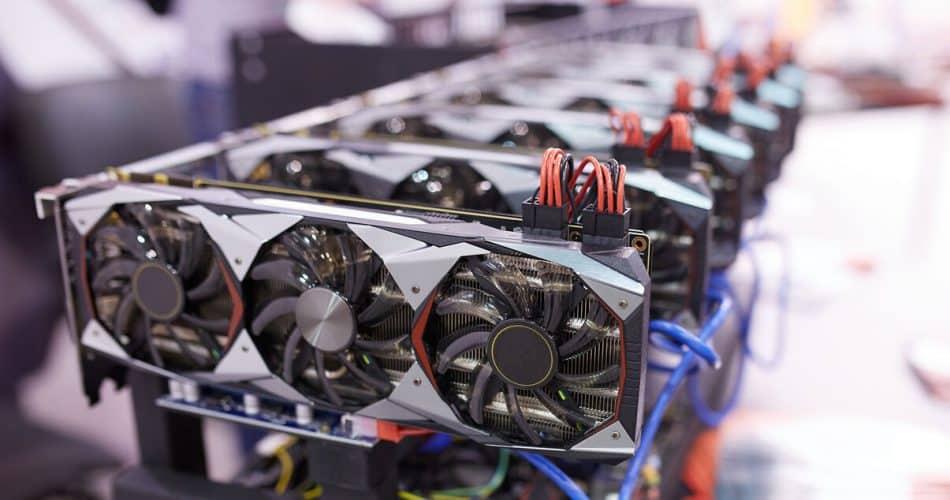 25% das GPUs vendidas na primeira parte de 2021 foram para criptomoedas
