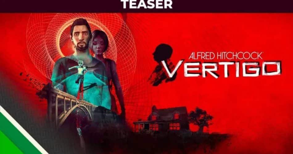 Alfred Hitchcock — Vertigo é anunciado para o PS4 e PS5