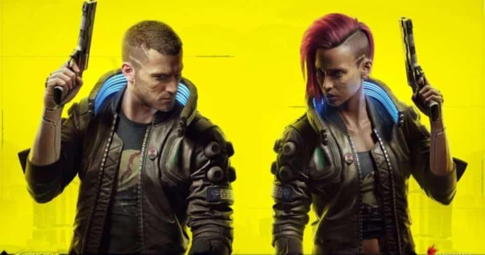 Cyberpunk 2077 parece estar retornando a PS Store depois de seis meses!