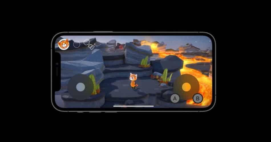 iOS 15: Apple revela nova IU do controlador de jogo com SDK poderoso