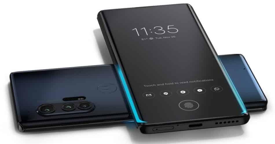 Vazamento do Motorola Edge indica baterias de 5.000 mAh e variante acessível!