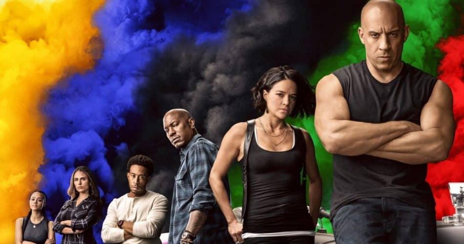 Velozes & Furiosos 9 faz US$ 70 milhões em estreia nos EUA!