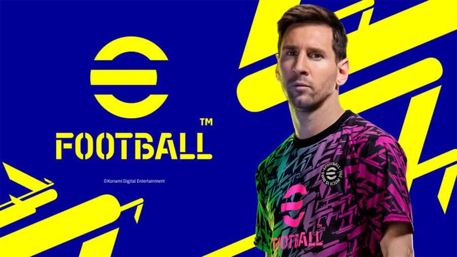 Série de futebol 'PES' irá se chamar 'eFootball' e será gratuito para jogar! - Foto: TT MAS