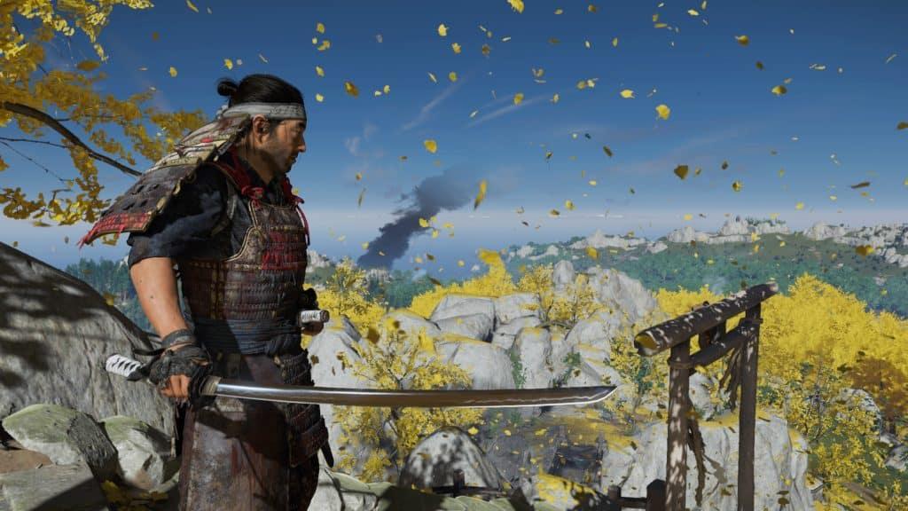 Trailer de expansão de 'Ghost of Tsushima' mostra mais sobre o jogo